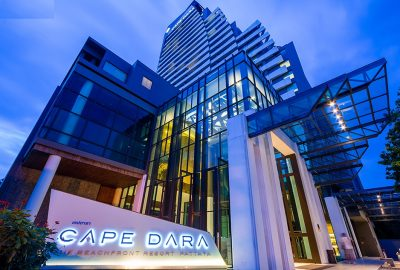 هتل کیپ دارا ریزورت پاتایا | Cape Dara Resort
