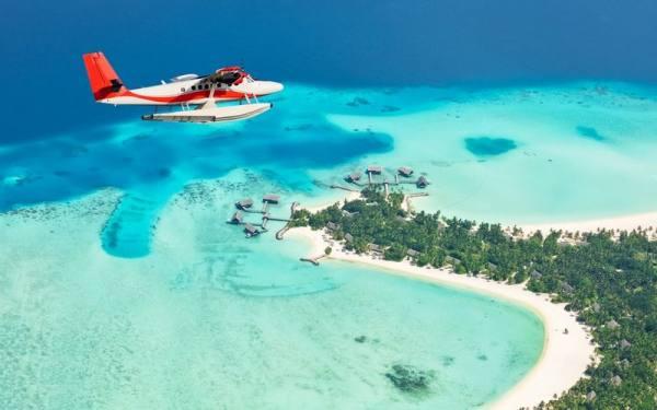 ویلای زیر آبی مالدیو