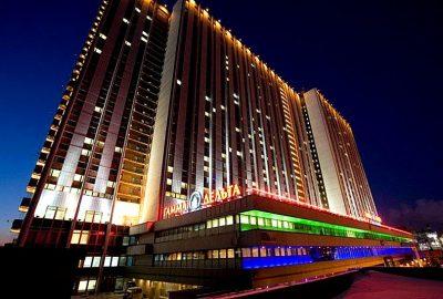 هتل ایزمایلو |izmailovo delta