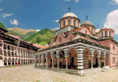 صومعه رایلا بلغارستان