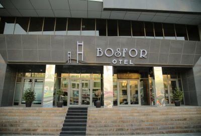 هتل بسفُر باکو