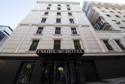 هتل اینساید | Inside Hotel Sisli