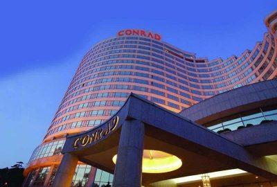 هتل کنراد استانبول |  Conrad Istanbul