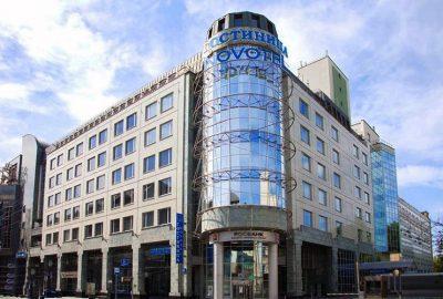 هتل نووتل سنتر مسکو | Novotel Moscow Centre
