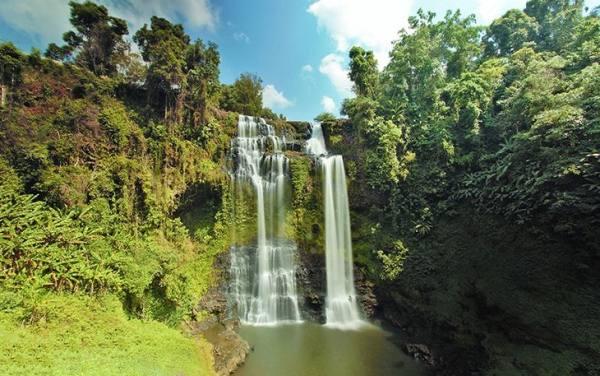 پارک های ملی لائوس