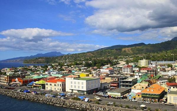 راهنمای سفر دومینیکا