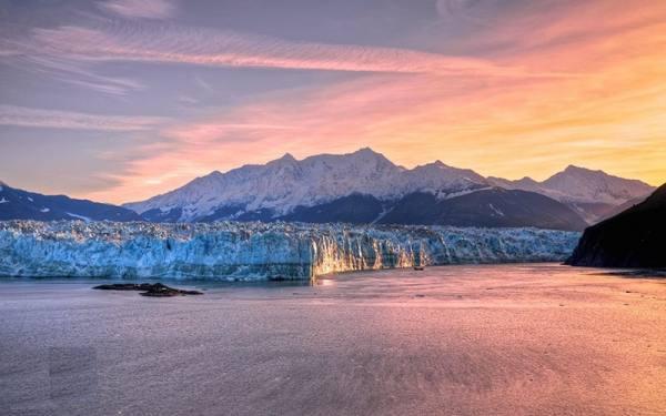 یخچال هابرد   Hubbard Glacier
