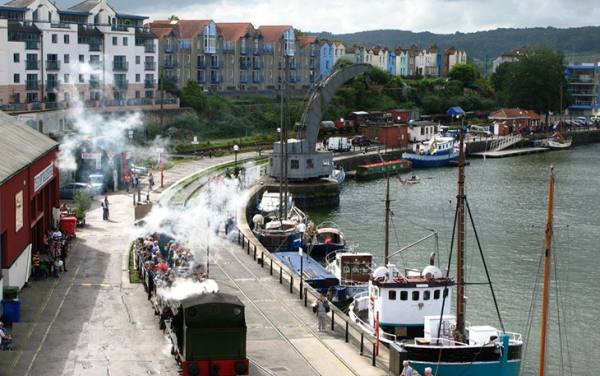 بندرگاه بریستول | Bristol Harbour