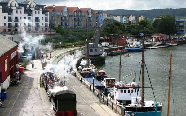 بندرگاه بریستول | Bristol Harbour