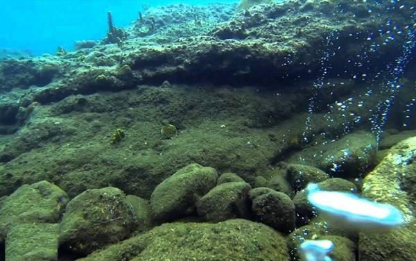 تپه های مرجانی شامپاین | Champagne coral hills