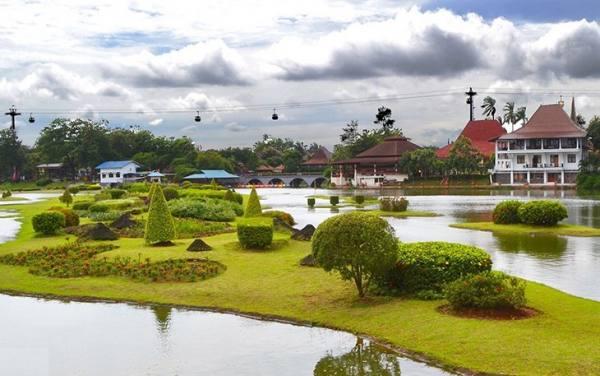 شهر مینیاتوری تامان | Taman Mini Indonesia Indah