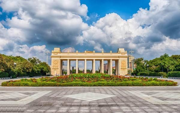 پارک گورکی | Gorky Park | پارک های روسیه