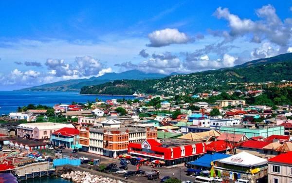راهنمای سفر به دومینیکا