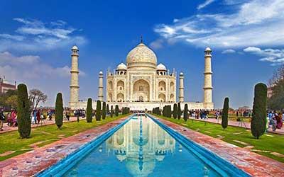 زیباترین شهرهای هند