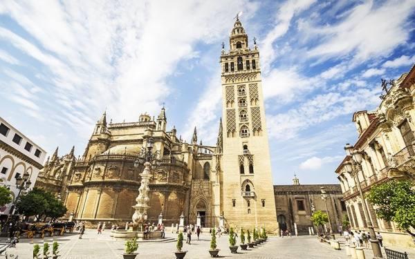 جاذبه های شهر سویل اسپانیا