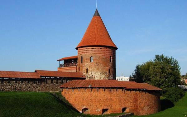 سفر به لیتوانی
