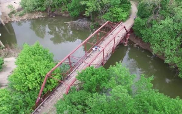 پل ارواح خبیثه در تگزاس