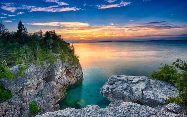 جاذبه های طبیعی کانادا
