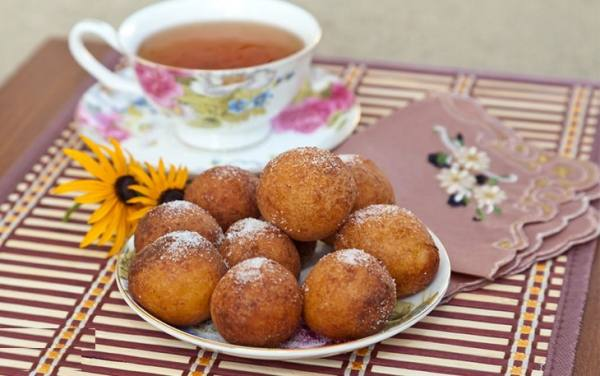 غذاهای روسیه