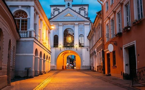 جاذبه های گردشگری لیتوانی
