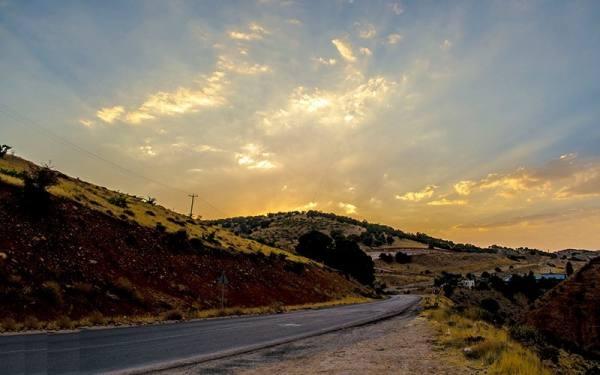 سفر به جاده های ایران