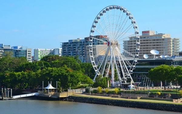 چرخ بریزبن | Wheel of Brisbane