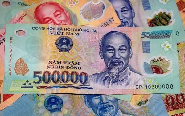 اسکناس های ویتنام