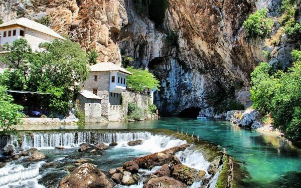 جاذبه های گردشگری موستار در بوسنی