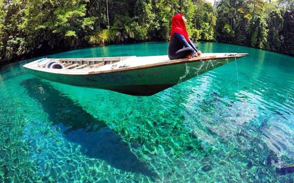 طبیعت اندونزی