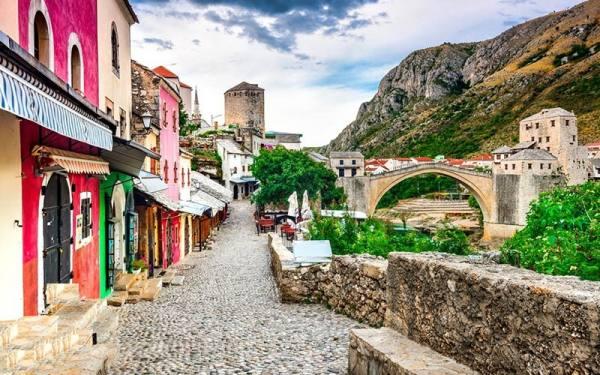 جاذبه های بوسنی
