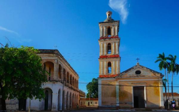 کلیسای بوئن وایجه | Buen Viaje