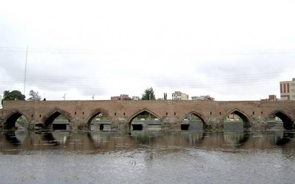 پل هفت چشمه | داش کسن