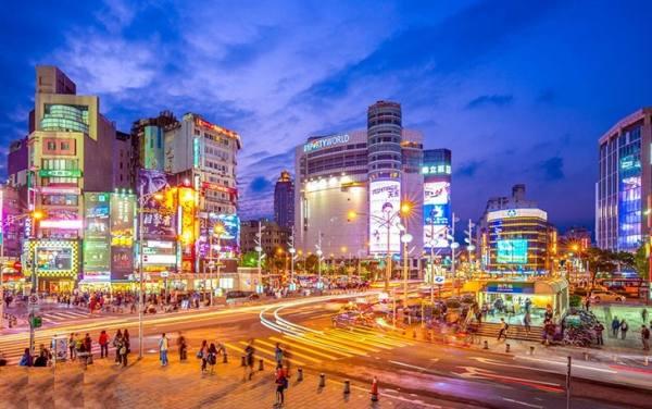 مراکز خرید کشور تایوان