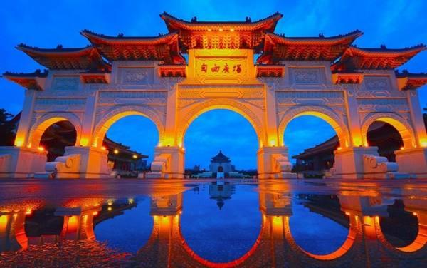سفر به تایوان