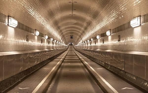 تونل آلتر | Alter Elbtunnel