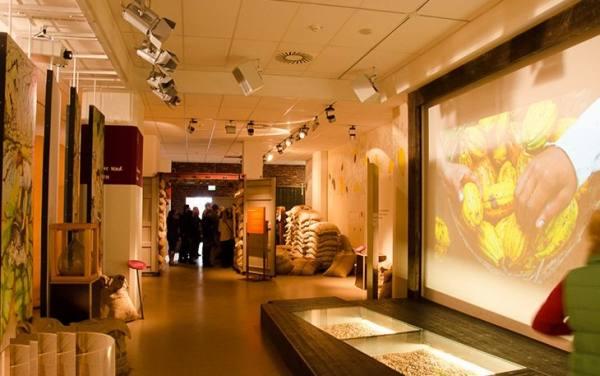 موزه شکلات | CHOCOVERSUM Schokoladen Museum