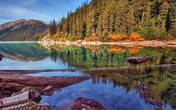 جاذبه های طبیعی ونکوور