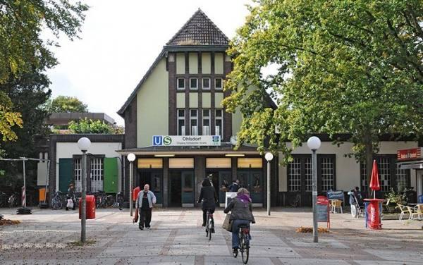 گورستان Ohlsdorf