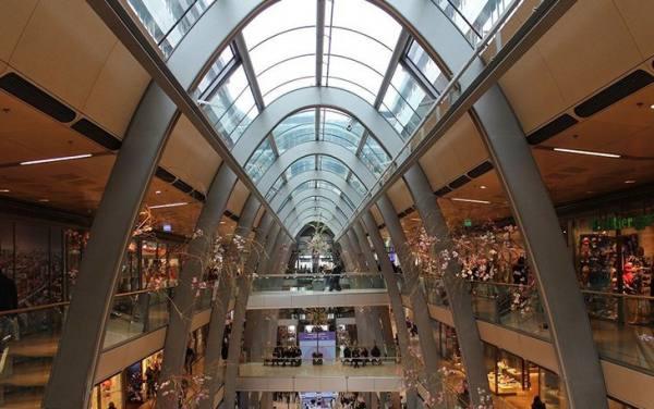 مراکز خرید در شهر هامبورگ