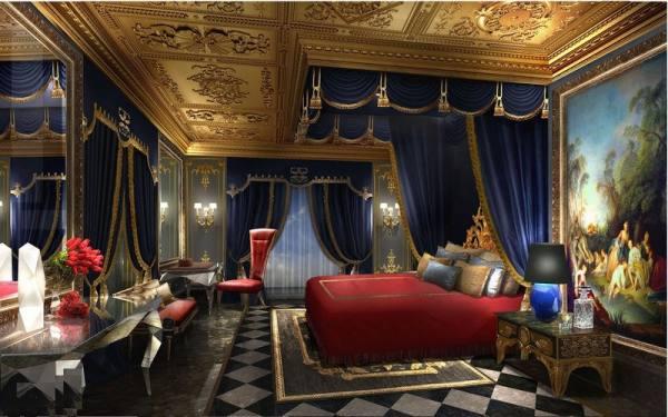 تصاویر لاکچری ترین هتل جهان