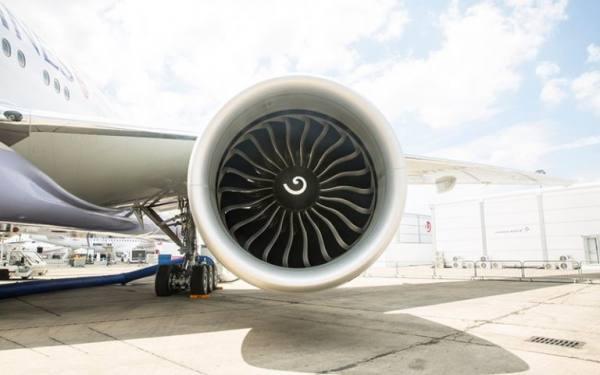 قدرت موتور هواپیما
