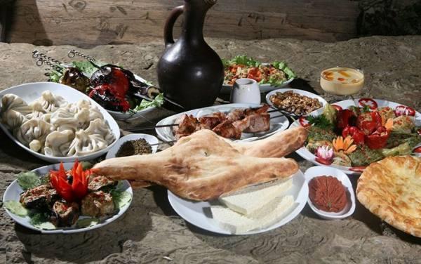 غذاهای محبوب ارمنستان