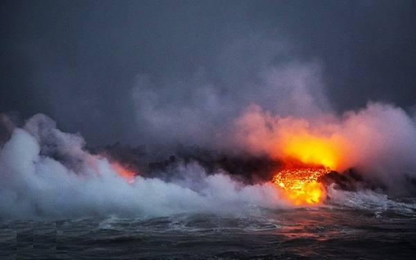 آتشفشان کیلاویا | Kīlauea