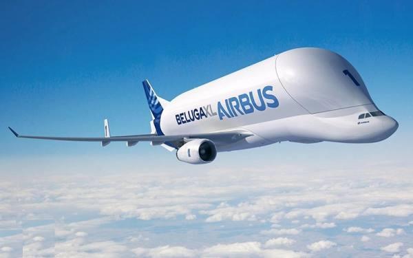 هواپیمای belluga XL