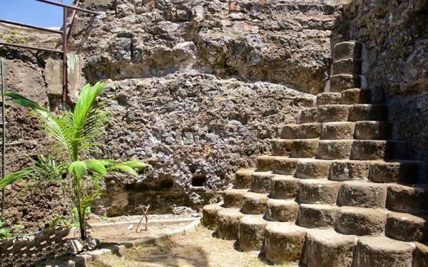 قلعه سن پدرو فیلیپین