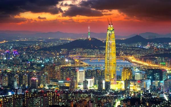 شهرهای کشور کره جنوبی