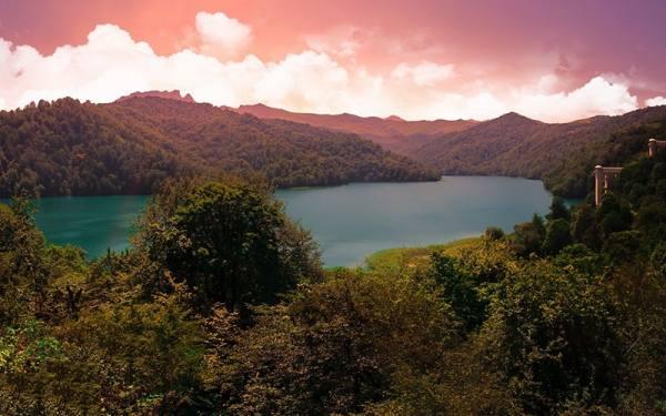 دریاچه گویگول آذربایجان