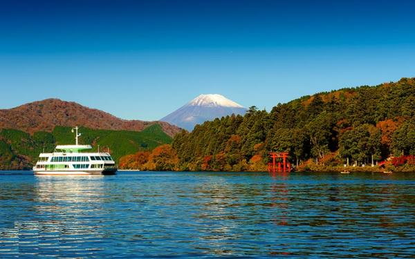 جاذبه های گردشگری ژاپن