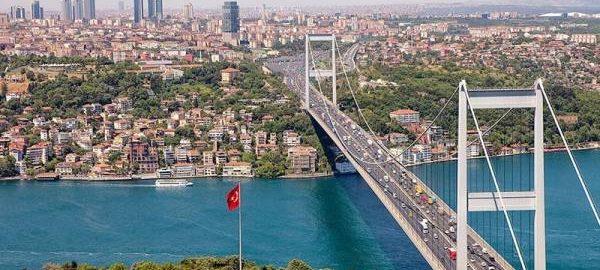 آفر ویژه استانبول از تبریز