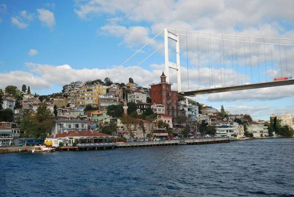 جاذبه های طبیعی استانبول